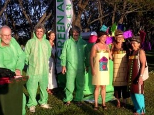 Byron Greens, fun and politics do mix